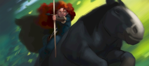 pixar brave trailer. Watch Brave trailer (official