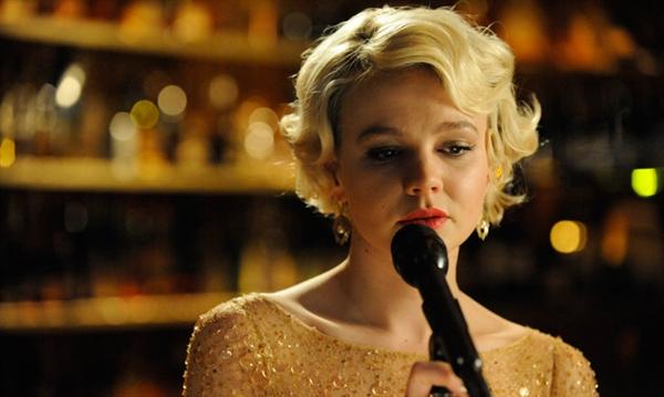 Shame Movie Picture - Carey Mulligan Singing New York, New York Press Photo