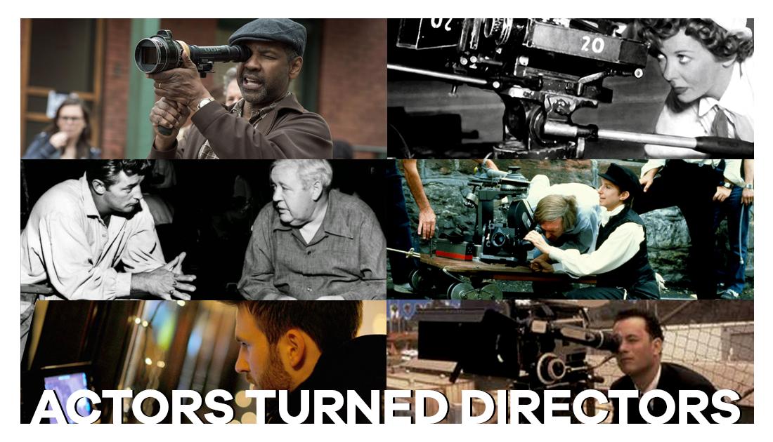 Actors Turned Directors List