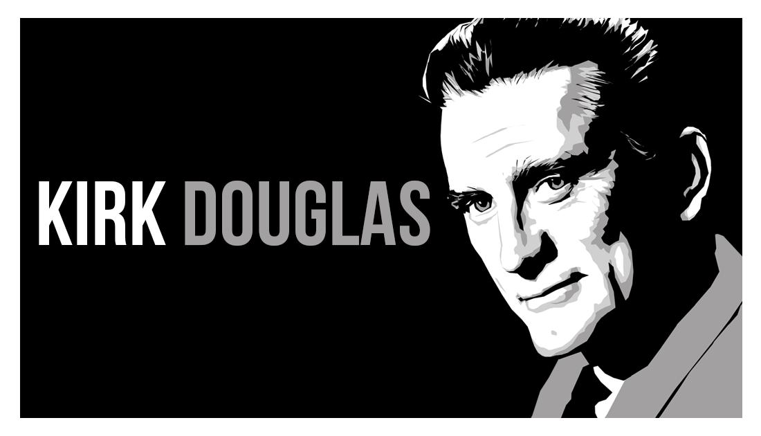 Kirk Douglas at 100 List