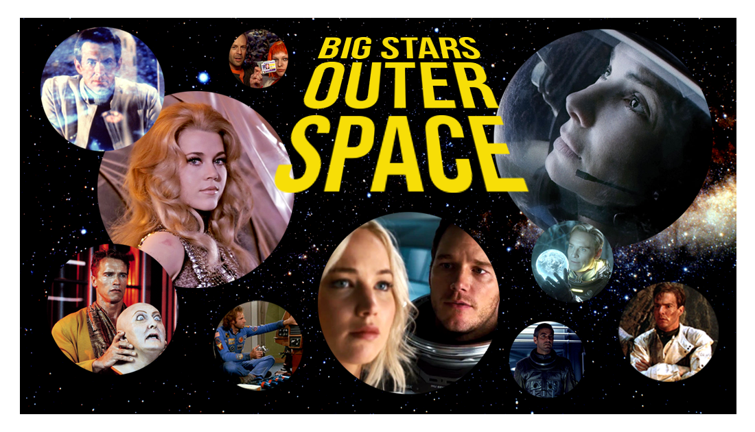Big Stars Outer Space List