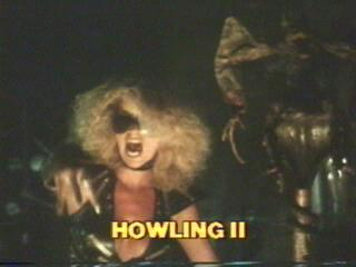 Howling 2 Your Sister Is A Werewolf