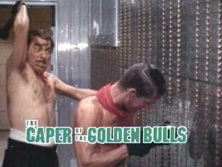 Caper Of The Golden Bulls