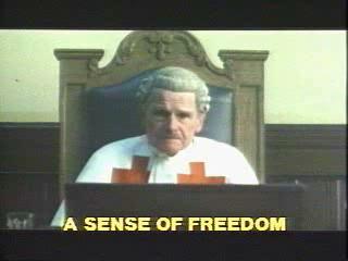 A Sense Of Freedom