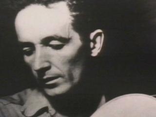 Woody Guthrie Hard Travelin
