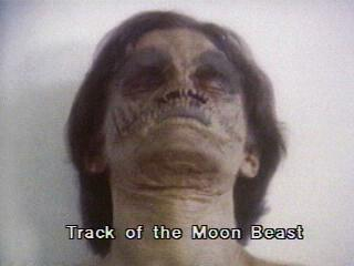 Track Of The Moonbeast
