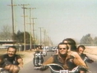 Hells Angels On Wheels