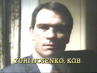 Yuri Nosenko Kgb