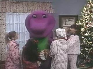 BARNEY AND THE BACKYARD GANG SERIES