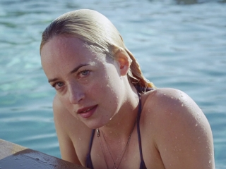 A Bigger Splash: Poolside Seduction