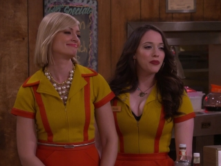 2 Broke Girls: And The Booth Babes