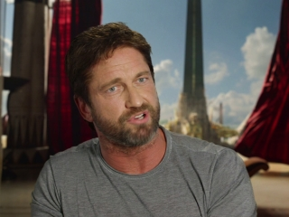 Gods Of Egypt: Gerard Butler On The Relationship Between Gods And Humans In The Film
