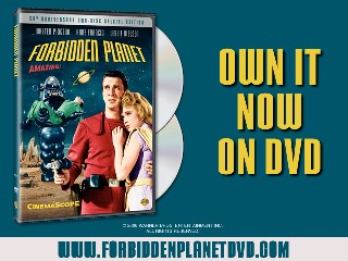 Forbidden Planet 50th Anniversary Edition