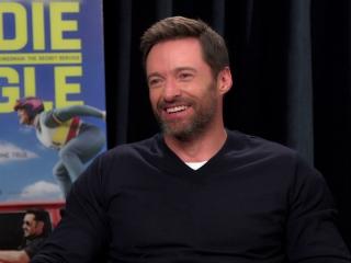 Ryan Reynolds Interviews Hugh Jackman