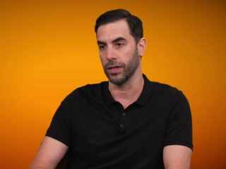 The Brothers Grimsby: Sacha Baron Cohen On His Character 'Nobby'