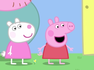 Peppa Pig: The Golden Boots: I Lost My Boots Clip (2016) - Video