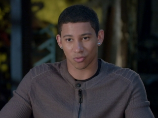 The Divergent Series: Allegiant: Keiynan Lonsdale On The Allegiant