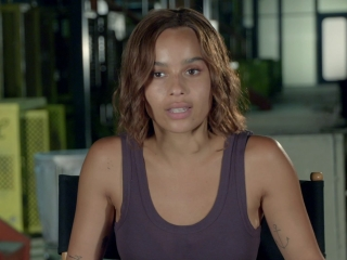 The Divergent Series: Allegiant: Zoe Kravitz On 'Christina' In This Film