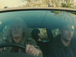 Children Of Men Scene Theo And Jasper Talk About Refugees In The Car