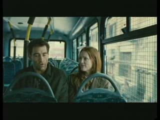 Children Of Men Scene Theo And Julian Argue On The Bus