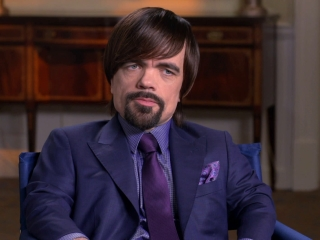 The Boss: Peter Dinklage On His Character 'Renault'