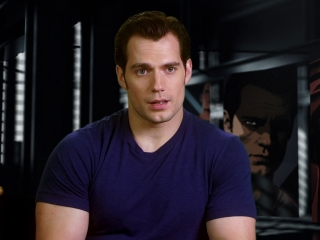 Henry Cavill On Why We Need Superheroes