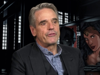 Jeremy Irons On The Script