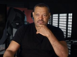 Laurence Fishburne On Perry And Lois S Relationship