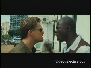 Blood Diamond Scene How Can I Trust You
