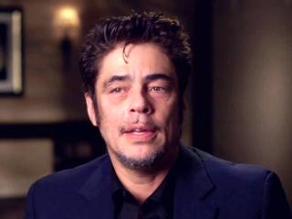 The Naked Island Benicio Del Toro On The Naked Island