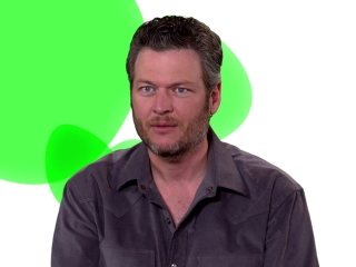 The Angry Birds Movie: Blake Shelton On Getting Involved