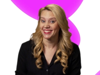 The Angry Birds Movie: Kate McKinnon On Working In The VO Booth