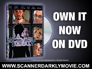 A Scanner Darkly Scene 1