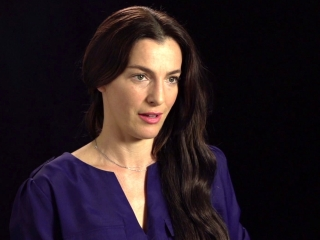 Last Days In The Desert: Ayelet Zurer On The Theme Of Becoming A Man