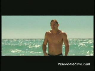 Casino Royale Scene Riding On The Beach