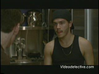Alpha Dog Scene Johnny Talks To Zach In The Kitchen