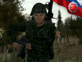 Ingame Faction Introduction Russian Armed Forces