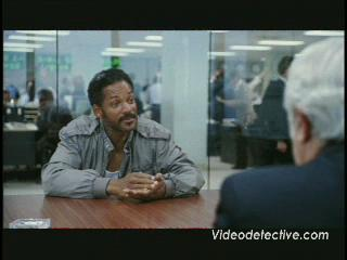 The Pursuit Of Happyness Internship Interview