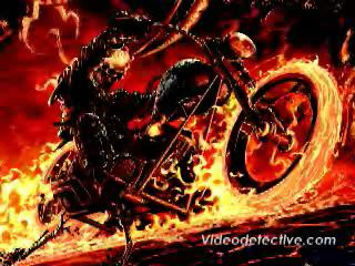Ghost Rider Blog 21 Comic Screen