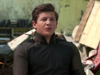 X-Men: Apocalypse: Tye Sheridan On His Name And Character