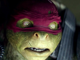 Teenage Mutant Ninja Turtles: Out Of The Shadows: Airplane Jump