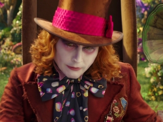 Alice Through The Looking Glass: Tea And Time
