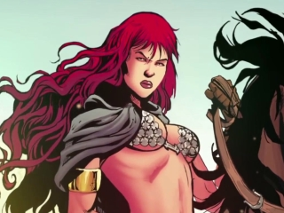 Red Sonja Queen Of Plagues