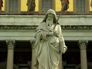 Art & Architecture In Cinema: St. Peter's And The Papal Basilicas Of Rome
