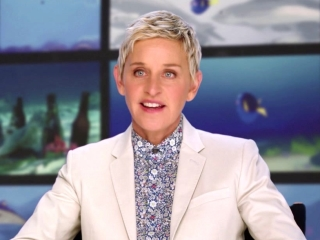 Ellen Degeneres On Why She Is Excited For The Film