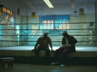 Rocky Balboa Scene: Mason And Old Trainer