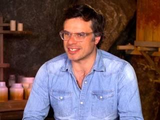 The BFG: Jemaine Clement On Getting The Call From His Agent