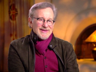 The BFG: Steven Spielberg On Describing BFG And How He's An Outcast