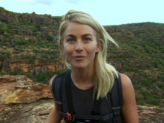 Running Wild With Bear Grylls: Julianne Hough