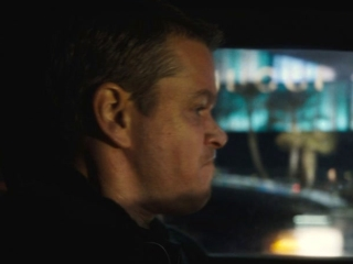 Jason Bourne: Bourne Chases The Asset Into Las Vegas Traffic